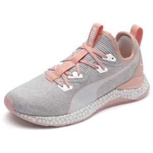 נעליים פומה לנשים PUMA  Hybrid Runner - אפור/כתום