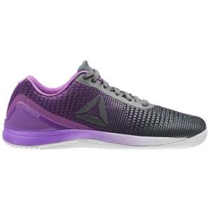 נעליים ריבוק לנשים Reebok CROSSFIT Nano 7 Weave - אפור/סגול