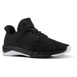 נעלי אימון ריבוק לנשים Reebok  Fast Flexweave - שחור