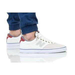 נעליים ניו באלאנס לגברים New Balance NM255 - לבן