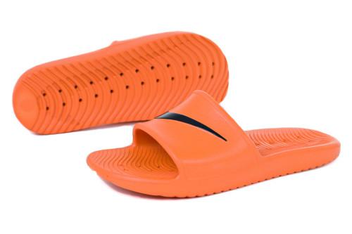 כפכפים נייק לגברים Nike Kawa Shower - כתום