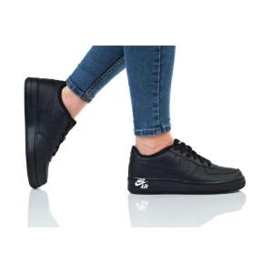 נעליים נייק לנשים Nike AIR FORCE 1 LTHR - שחור