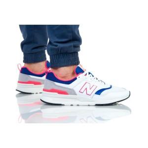נעליים ניו באלאנס לנשים New Balance CM997 - לבן