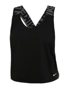 ביגוד נייק לנשים Nike Np Intertwist Tank - שחור