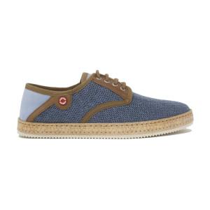 נעליים נו ברנד לגברים NOBRAND Bluish 2 - כחול