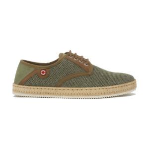 נעליים נו ברנד לגברים NOBRAND Bluish 2 - ירוק