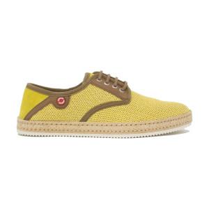 נעליים נו ברנד לגברים NOBRAND Bluish 2 - צהוב