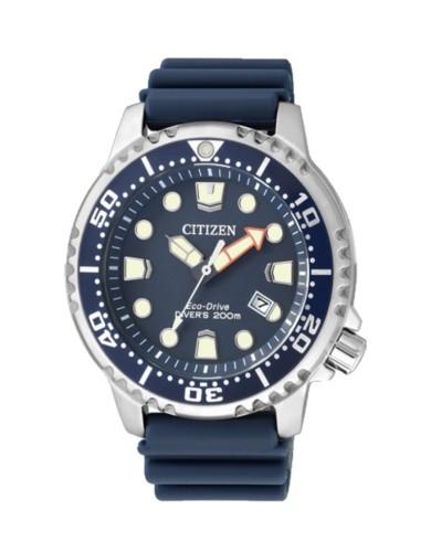 שעוני אופנה סיטיזן לגברים CITIZEN CIBN015117L - כחול כהה