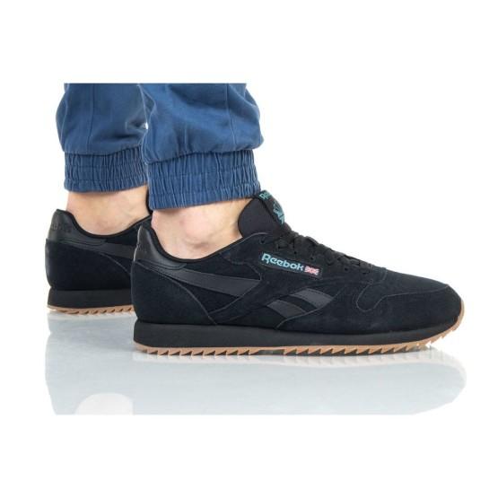 נעליים ריבוק לגברים Reebok CL LEATHER MU - שחור