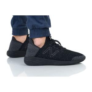 נעלי הליכה ניו באלאנס לגברים New Balance CRZS - שחור/אפור