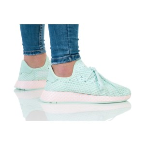נעליים Adidas Originals לנשים Adidas Originals Deerupt Runner - מנטה