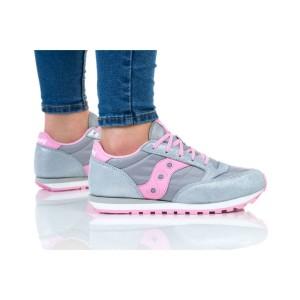 נעליים סאקוני לנשים Saucony JAZZ ORIGINAL - אפור/ורוד
