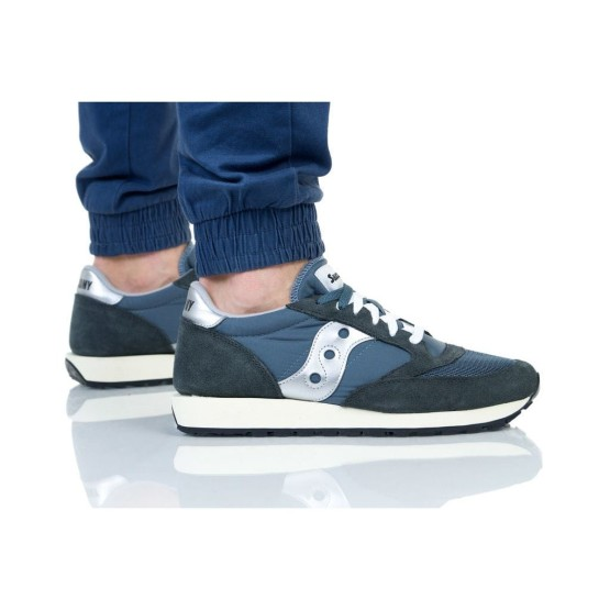 נעליים סאקוני לגברים Saucony JAZZ ORIGINAL VINTAGE - כחול