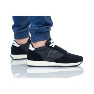 נעלי סניקרס סאקוני לגברים Saucony JAZZ ORIGINAL VINTAGE - שחור