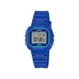שעון קסיו לנשים CASIO LA20WH - כחול