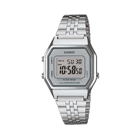 שעון קסיו לגברים CASIO LA680WA7D - כסף