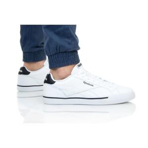 נעליים ריבוק לגברים Reebok ROYAL COMPLETE 2LL - לבן/שחור