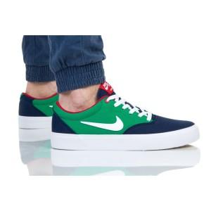 נעליים נייק לגברים Nike SB CHARGE SLR - ירוק