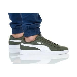 נעליים פומה לגברים PUMA SMASH V2 L - ירוק