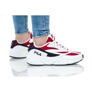 נעליים פילה לנשים Fila V94M LOW - לבן/אדום