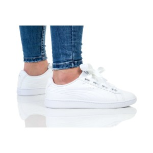 נעליים פומה לנשים PUMA VIKKY V2 RIBBON CORE - לבן