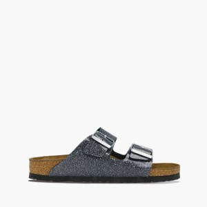 כפכפים בירקנשטוק לנשים Birkenstock Arizona - אפור/כחול