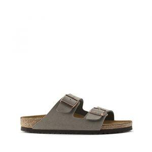 נעליים בירקנשטוק לנשים Birkenstock Arizona - אפור