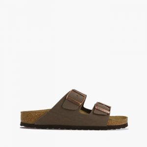 נעליים בירקנשטוק לנשים Birkenstock Arizona - חום בהיר