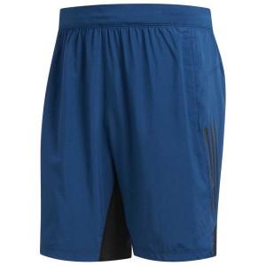 ביגוד אדידס לגברים Adidas 4KRFT Tech 3 Stripes - כחול