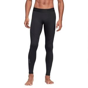 ביגוד אדידס לגברים Adidas Alphaskin Sport Tight Tall - שחור