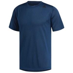 ביגוד אדידס לגברים Adidas Freelift Tech Fitted Climacool - כחול