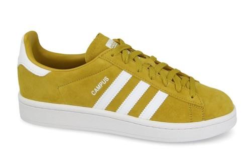 נעליים Adidas Originals לגברים Adidas Originals Campus - חרדל