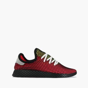נעליים Adidas Originals לגברים Adidas Originals Deerupt Runner - אדום