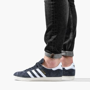 נעליים Adidas Originals לגברים Adidas Originals Gazelle - אפור