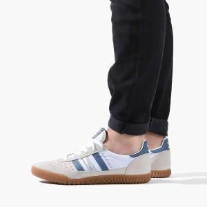 נעליים Adidas Originals לגברים Adidas Originals Indoor Super - לבן