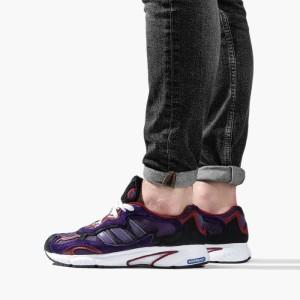 נעליים Adidas Originals לגברים Adidas Originals Temper Run - כסףשחור