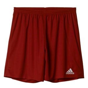 ביגוד אדידס לגברים Adidas Parma 16 Short - אדום