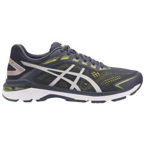 נעליים אסיקס לגברים Asics GT 2000 7 - אפור/צהוב