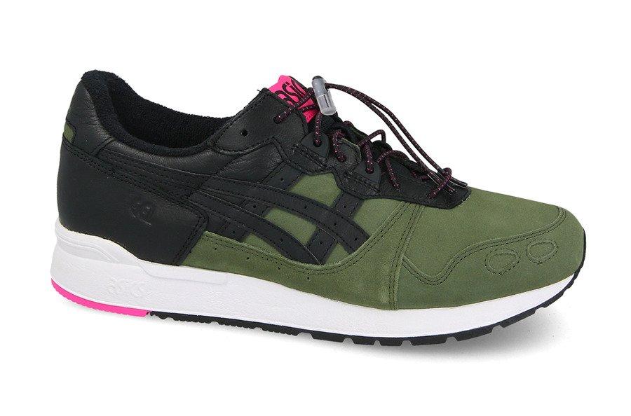 נעליים אסיקס לגברים Asics Gel-Lyte - ירוק