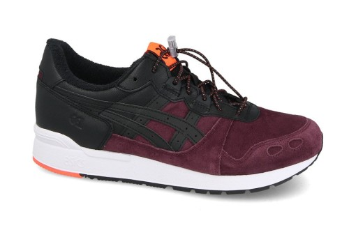 נעליים אסיקס לגברים Asics Gel-Lyte - בורדו