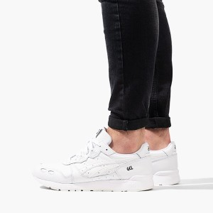 נעליים אסיקס לגברים Asics Gel-Lyte - לבן
