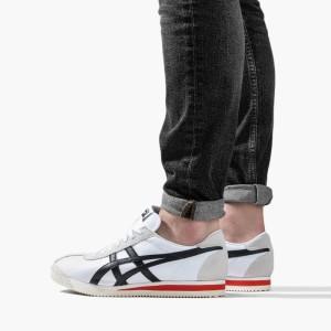 נעליים אסיקס לגברים Asics Onitsuka Tiger Corsair - לבן/שחור