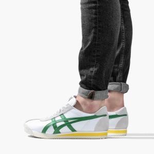 נעליים אסיקס לגברים Asics Onitsuka Tiger Corsair - לבן/ירוק