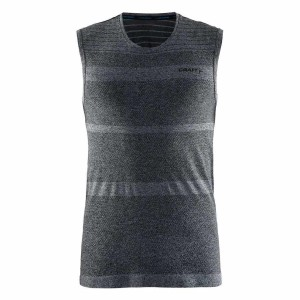 ביגוד Craft לגברים Craft Cool Comfort RN Sleeveless Tee - אפור