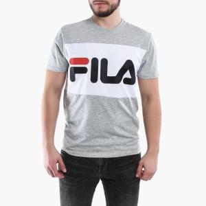 ביגוד פילה לגברים Fila Day - אפור/לבן