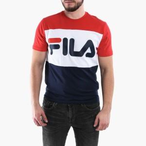 ביגוד פילה לגברים Fila Day - לבן  כחול  אדום