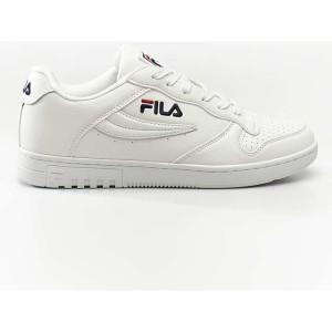 נעליים פילה לגברים Fila FX100 LOW - לבן מלא
