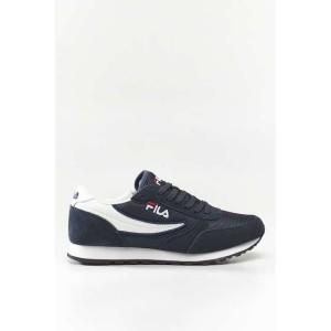 נעליים פילה לגברים Fila ORBIT JOGGER N LOW - כחול/לבן