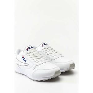 נעליים פילה לגברים Fila ORBIT LOW - לבן