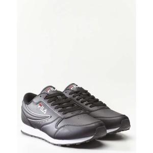 נעליים פילה לגברים Fila ORBIT LOW - שחור